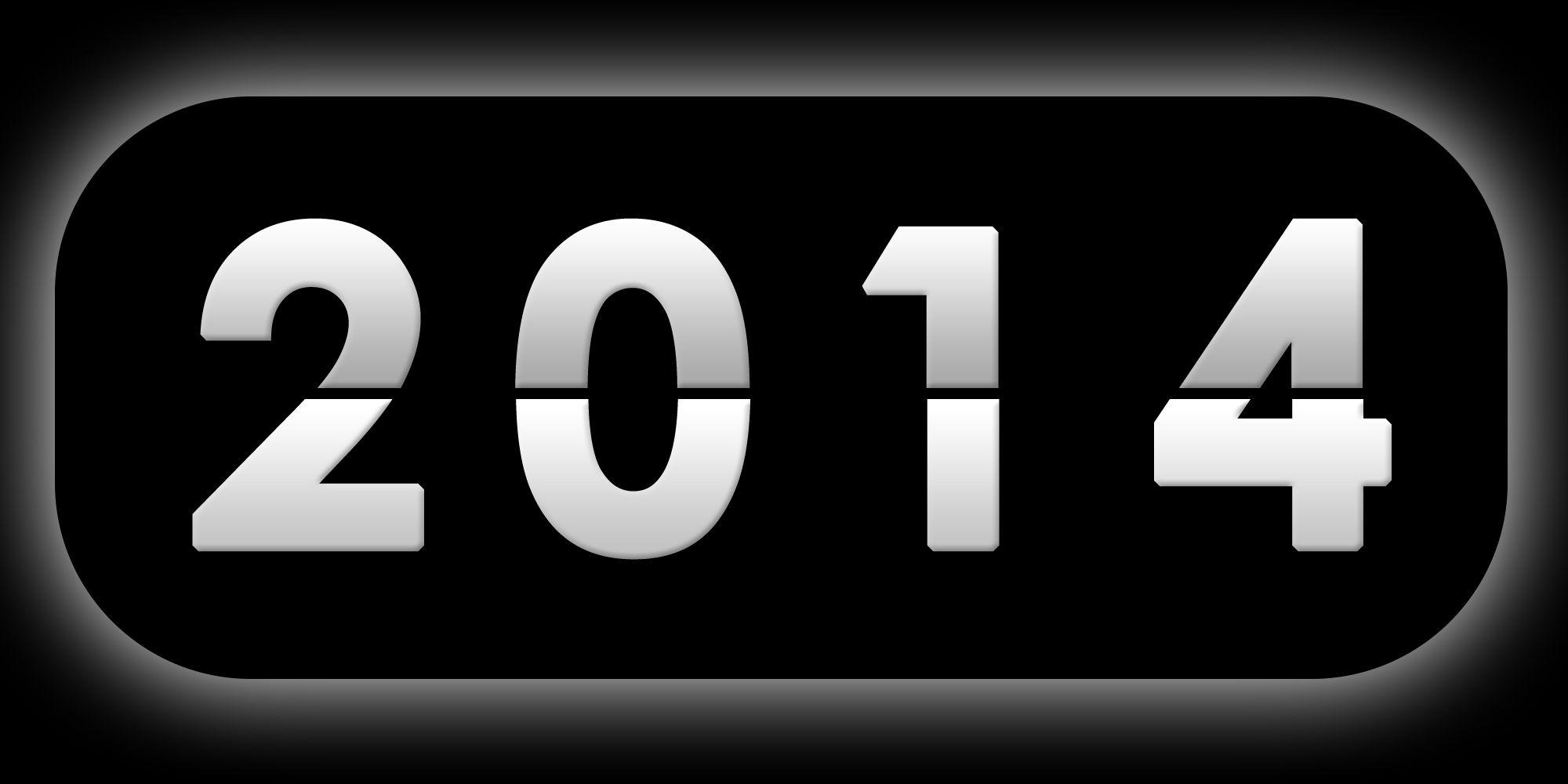 Godetevi l'ultimo del 2013 per affrontare il nuovo anno: il 2014.