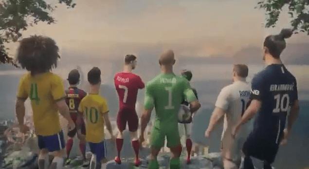 Nike lascia tutti a bocca aperta con il nuovo spot in stile Cartoon | Video
