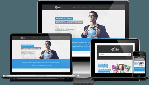 Alhena-theme-wordpress-free