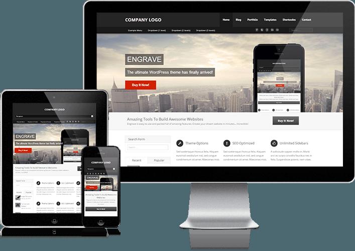engrave-theme-wordpress-free-responsive