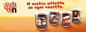 50 anni Nutella