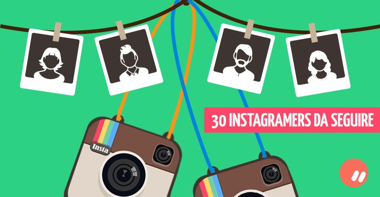 30 Instagramers da seguire