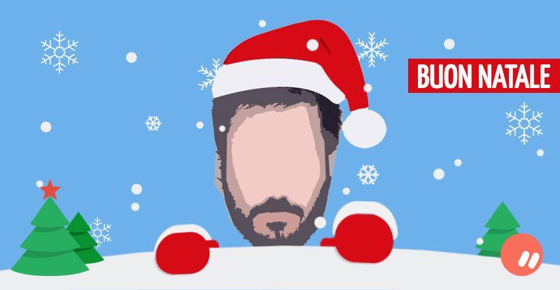 Buon Natale e felice anno nuovo da Marko Morciano