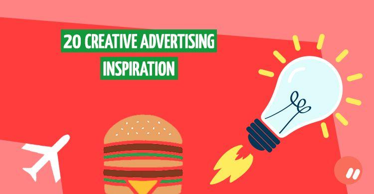 20 Creative ADV che ti apriranno la mente e ti ispireranno