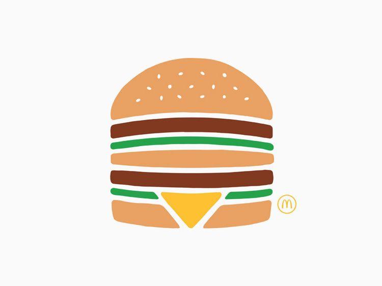 mcdonalds-flat-design-campaign