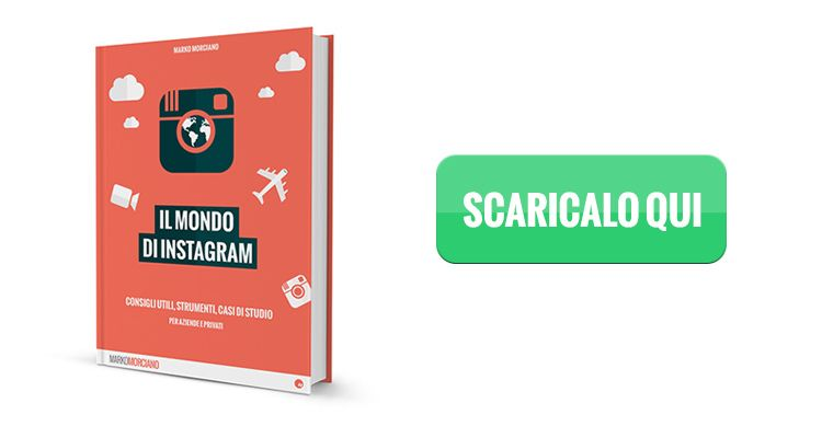 eBook Instagram di Marko Morciano