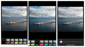 Editing foto VSCOcam