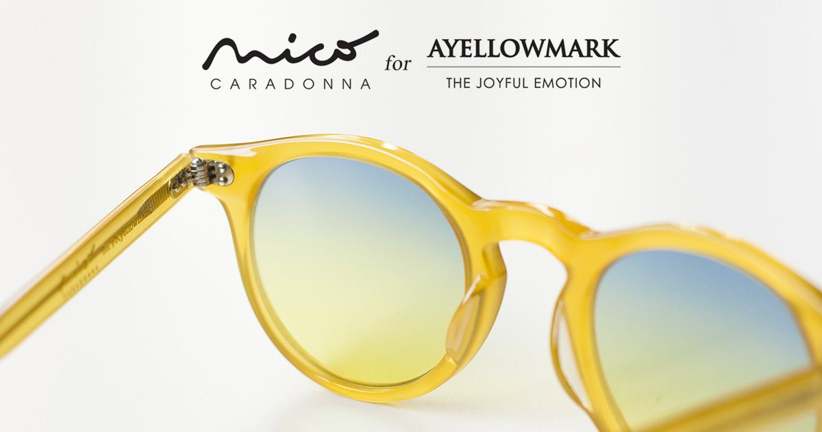 Ayellowmark Sunglasses by Nico Caradonna