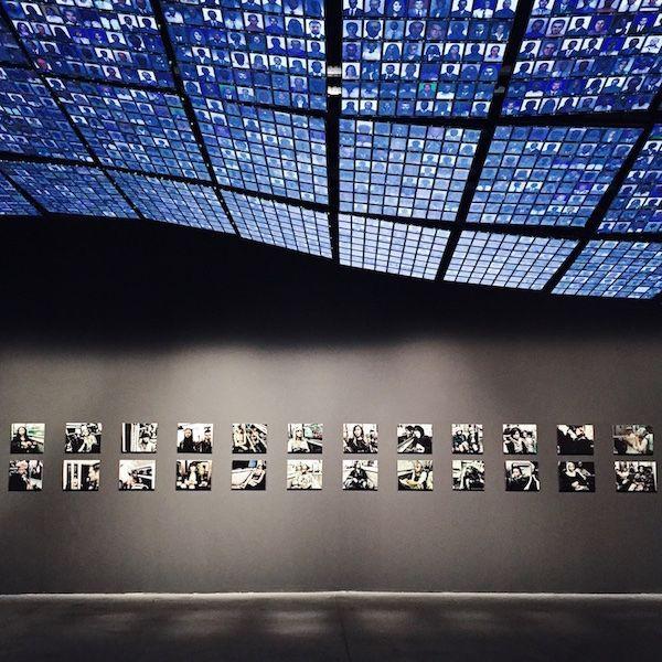 Kutlug Ataman pannelli LCD Biennale di Venezia