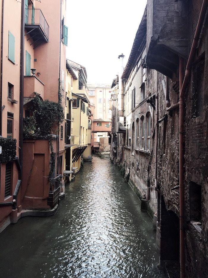 Fiume Bologna