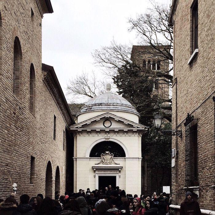 Tomba di Dante Alighieri