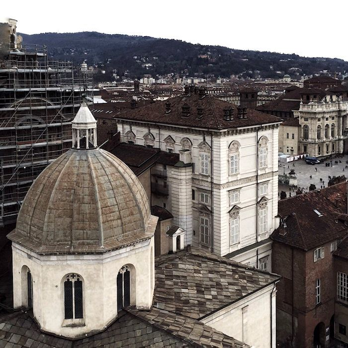 Turin from the top