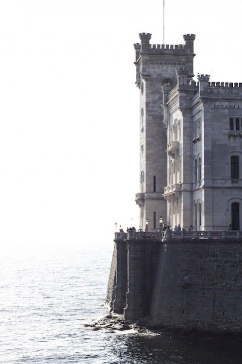 castello-trieste