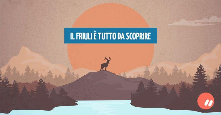 Seconda volta in Friuli, la gentilezza e il buon cibo sono di casa