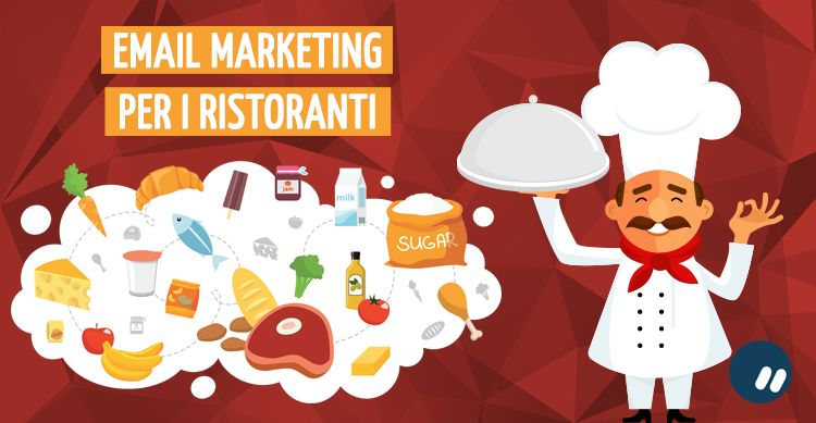 Email marketing per i ristoranti