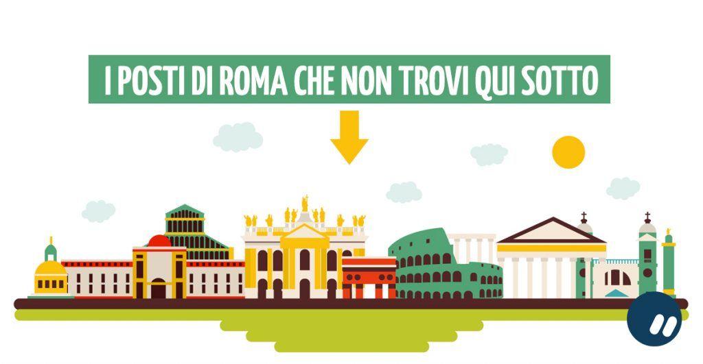 I posti segreti di Roma (i meno turistici)