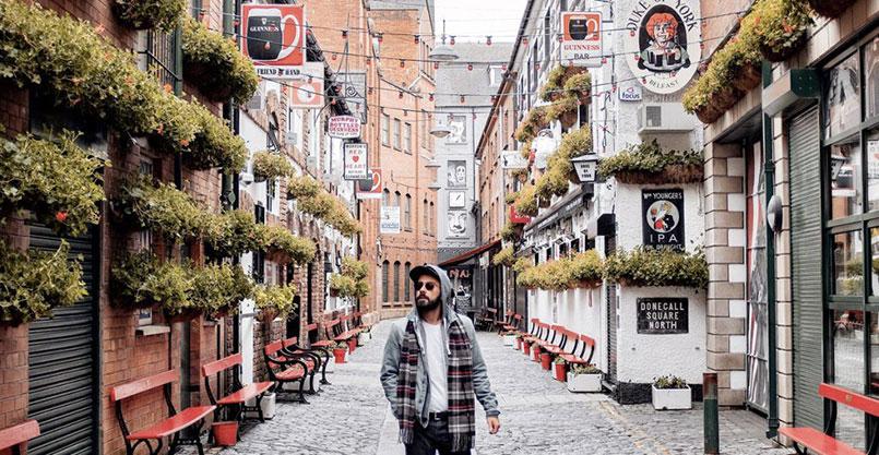 Cosa vedere a Belfast in Irlanda del Nord: la capitale della tranquillità