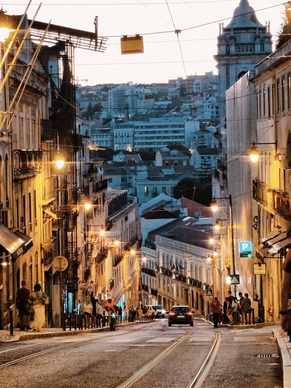 Bairro Alto - Lisbona
