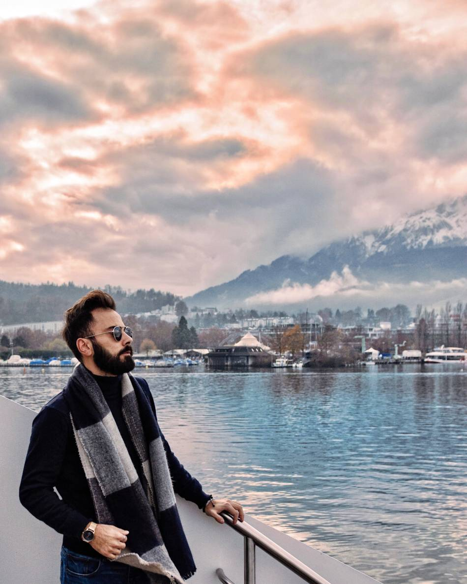 Battello lago di Lucerna