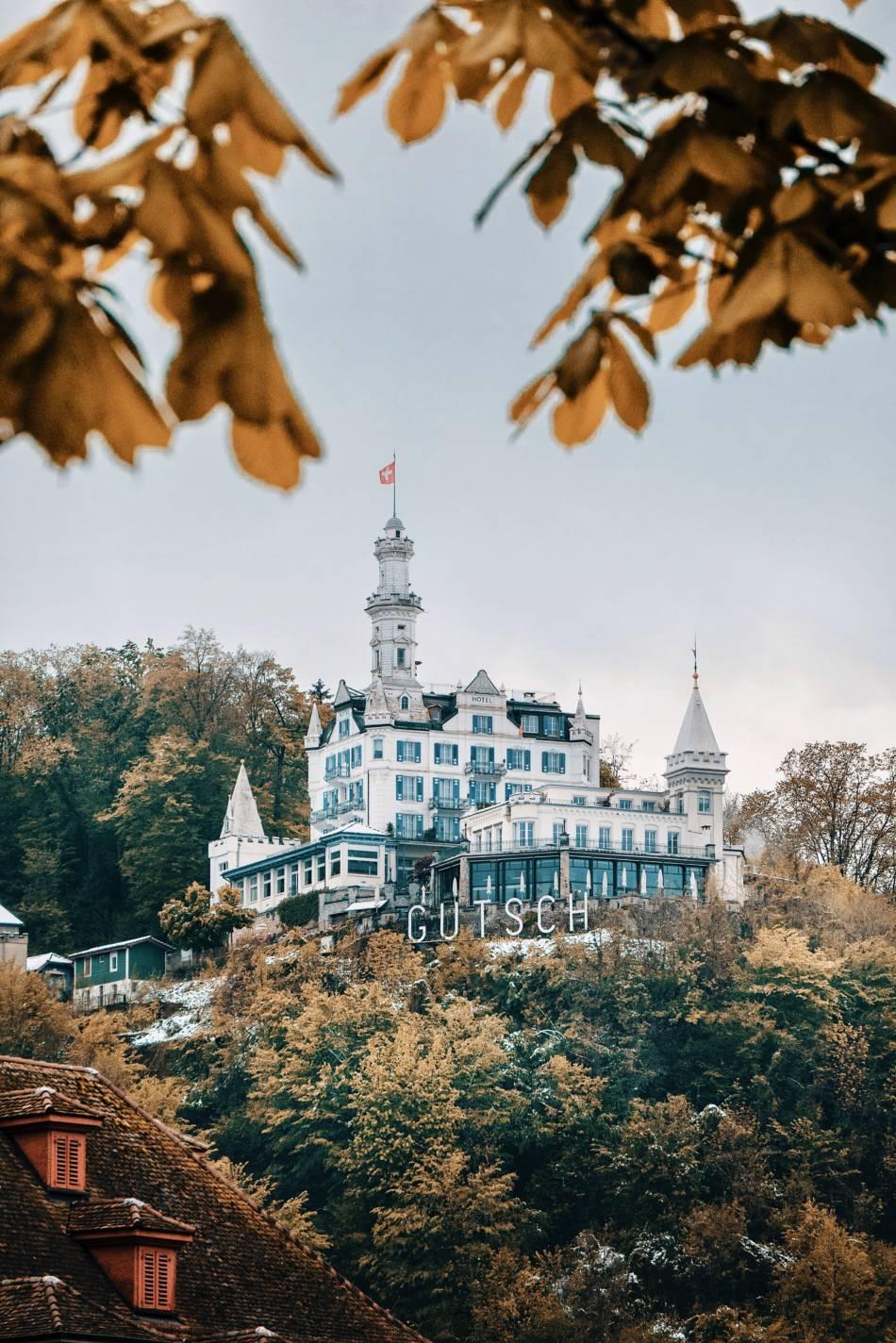 Hotel Gutsch