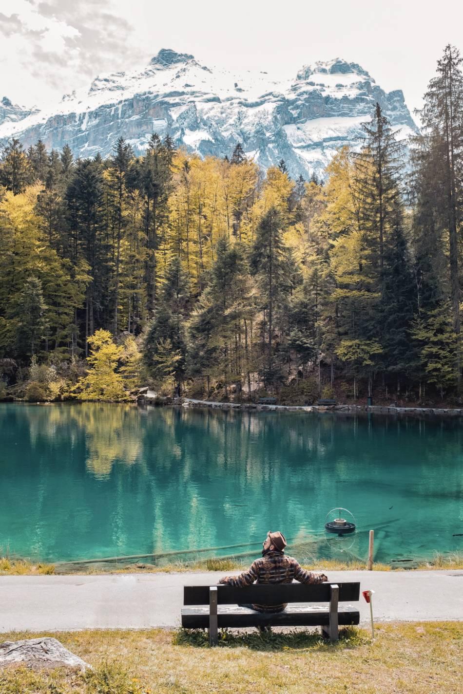 Lago di Blausee - Kandersteg