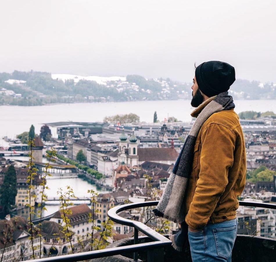 Punti panoramici Lucerna - Marko Morciano