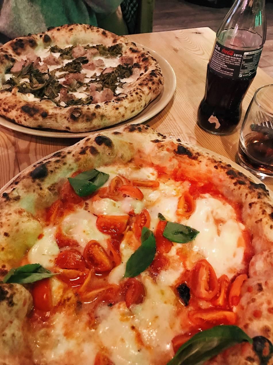 400 gradi pizzeria Lecce