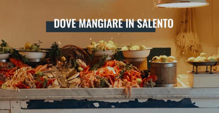 dove mangiare in salento - migliori ristoranti di pesce