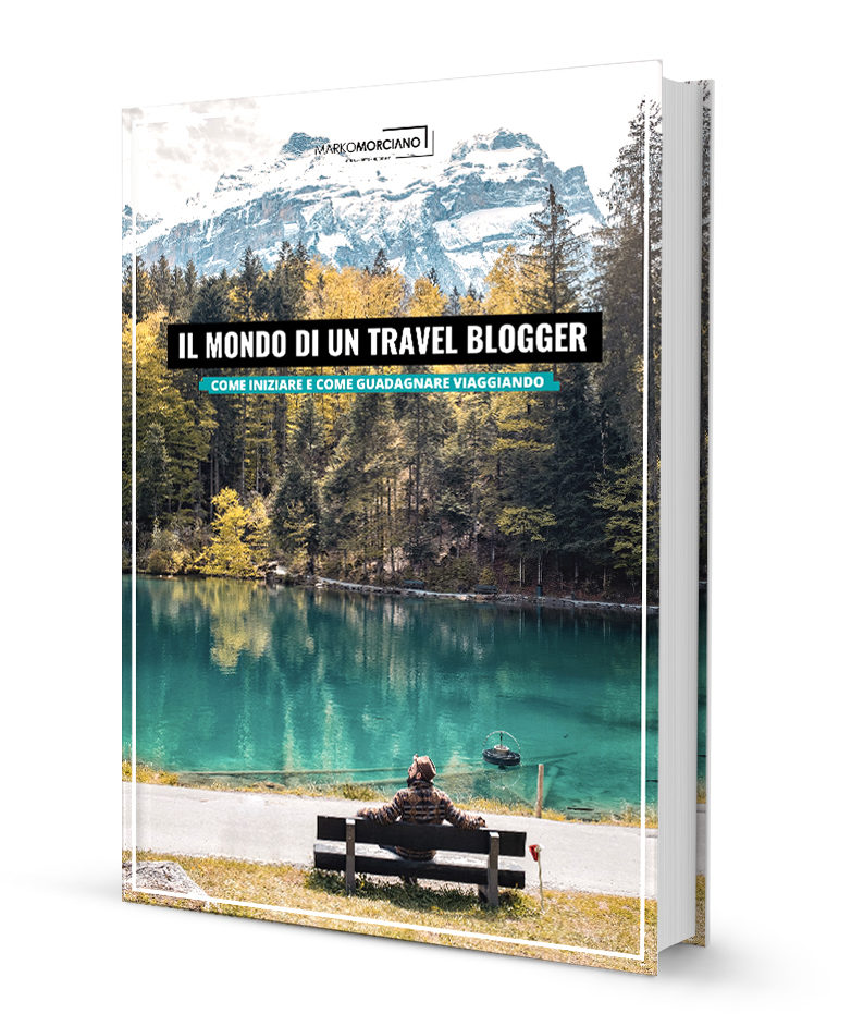 Il mondo di un travel blogger - eBook